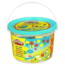 Play-doh Mini Fun Con Números Bucket