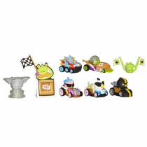 Juego Angry Birds Go Telepods Deluxe Multi-pack