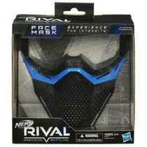 Nerf Rival Mask Blue Team