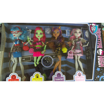 Monster High Paquete