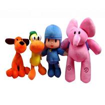 Pocoyo Y Sus 3 Amigos Con Envio Incluido!!
