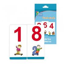 Fichas Card Fabrica De Números Material Didactico