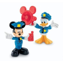 Juguetes Figuras Mickey Mouse Fisher Price Azul