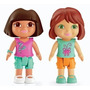 Figura De Acción Fisher-price Dora La Exploradora Dora Play