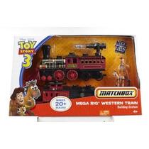 Matchbox Toy Story 3 Mega Rig Western Building System Tren