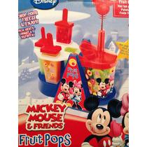 Disney Haz Tus Propias Paletas Fruit Pops