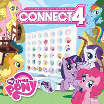 Juego Connect 4: My Little Pony