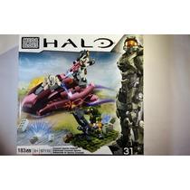 Mega Bloks Halo Covenant Spectre Ambush Nuevo