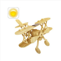 Avião Un P Brincar Energia Solar