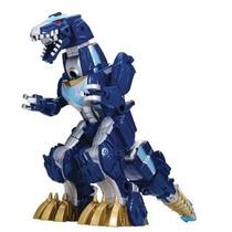 Figura De Acción Power Rangers Súper Megaforce - Q Rex Mega