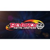 Beyblade Metal Master Marca Hasbro O Pista Marca Mega Bloks