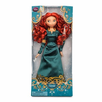Muñeca Princesa Brave Merida Original Disney Store