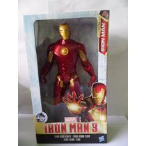Muñeco Iron Man 3 D 16 In Serie Heroes Titan Hasbro Original