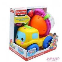 Camión Fisher Price Gira Y Gira Rosquillo Toys