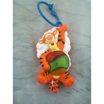 Winnie Pooh -tiger Con Sonidos 100% Disney,coleccionistas