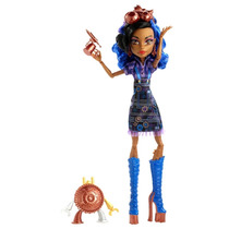 Robecca Monster High Steam Clase De Arte