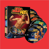 6 Dvds Hip Hop Abs Entrenamiento Con Shaun T Workout