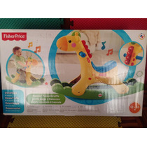Jirafa Juega Y Balancea Musical De Fisher Price