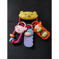 Sonaja Winnie Poo Mattel Sonaja Interactivo