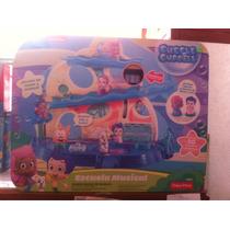 Bubble Guppies Escuela Musical Original Nueva