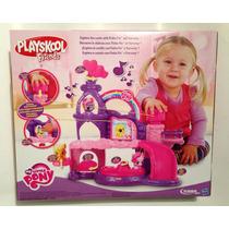 Castillo Musical Playskool My Little Pony Nuevo Hasbro