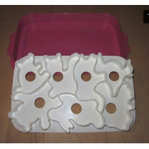 Tupperware Molde Animal Shapes