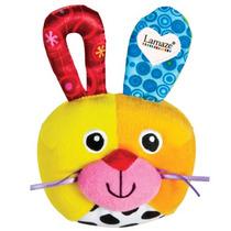 Juguete Bebe Estimulación Conejo Carcajadas Lamaze