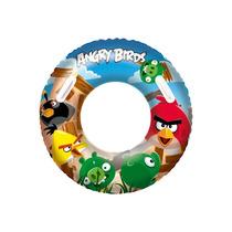 Natación Anillo - Bestway Angry Birds 36 Para Niños Swim