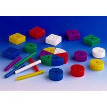 523 Formas Geométricas 4 Diferentes Pigo 24 Piezas