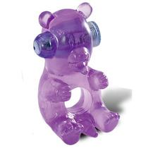 Sexy Estimuladores Anillos De Oso Clutching Bear Vibe Ring