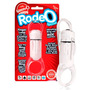Anillo Vibrador Rodeo Spinner - Clear