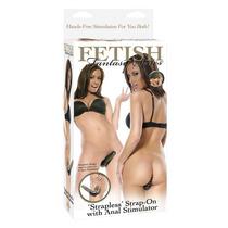 Strap On Sin Arnes Fetish Fantasy Estimula Vagina Y Ano Lesb