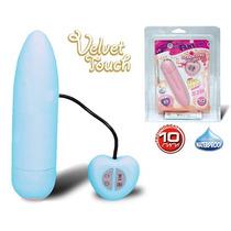 Seductive Heart Velvet Touch - Dildo Vibrador Consolador
