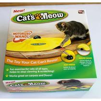 Juego Electrico Para Gatos Cats Meow