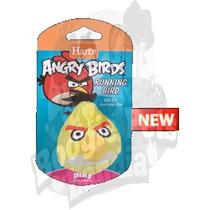 Juguete Para Gatos De Angry Birds Cabeza Con Catnip Rgl
