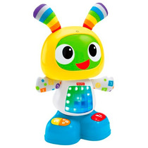 Bibot Baila Fisher Price Musical Luces Bebe Juguete Robot