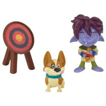 Mike Fisher-price Las Cifras Knight: Trollee Y Yip