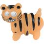 Mega Oferta Vo-toys Juguete Importado Forma Tigre P/ Perros