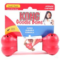 Kong Goodie Bone Grande Hueso Croquetas Juguete