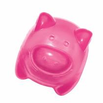 Kong Squeezz Jels Pig Medium Juguete Con Sonido Cerdo