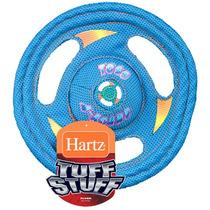 Juguete Suave - Disco Volador P/perro Tuff Stuff
