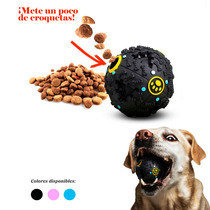 Pelota Para Perro - Llénala De Croquetas