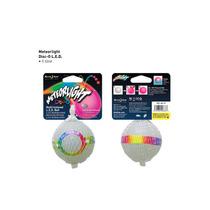 Juguete Perro Pelota Led Luminosa Multicolor +kota