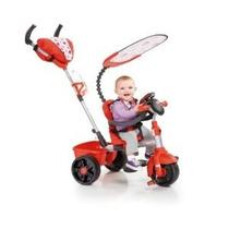 Carreola Triciclo Carrito Little Tikes 4 En 1 Bebe 9-36 Mese
