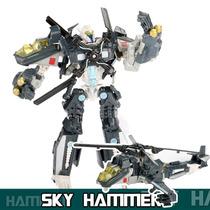 Transformer, Modelo: Sky Hammer, Class Robot Auto 27cm