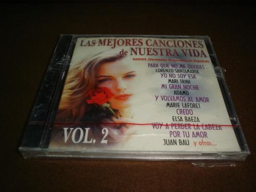 Karina,mari Tr-cd-las Mejores Canciones De Nuestra Vida Ndd