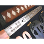 Espada Masahiro 100% Piel De Raya Fulltang Cuchilla Firmada