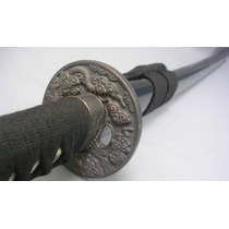 Espada Samurai Con Cuchilla De Aluminio Para Iaido Fulltang
