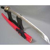 Espada Samurai Kami Fulltang Filo Maximo Desarmable Musashi