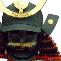 Casco Samurai Historico Oda Nabunaga Cas Hanwei Tamaño Real